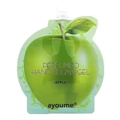 Ayoume-Perfumed-Hand-Clean-Gel-Apple-Гель-для-рук-Яблоко