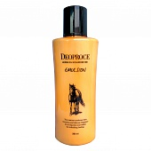 Эмульсия для лица Deoproce Horse Oil Hyalurone Emulsion 380ml
