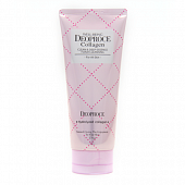 Пенка для умывания коллаген Deoproce WELL-BEING COLLAGEN CLEAN & DEEP ESSENCE FOAM CLEANSING