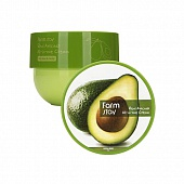 Крем для лица авокадо Farmstay Real Avocado All-in-one Cream